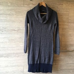 Toad & Co Uptown merino wool sweater dress